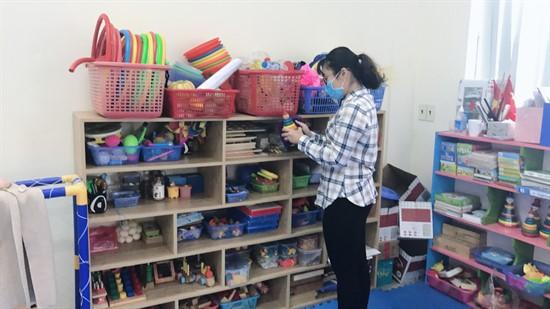 """Chi đoàn Trung tâm Công tác xã hội Quảng Ninh hưởng ứng Tháng Thanh niên 2020 tổ chức """"Ngày Chủ nhật xanh"""""""
