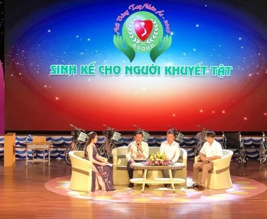 Quảng Ninh: Trên 7,1 tỷ đồng ủng hộ người khuyết tật và trẻ mồ côi