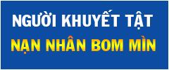 Người khuyết tật, nạn nhân bom mìn