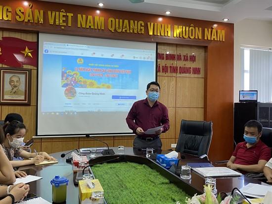 CĐCSTV Trung tâm Công tác xã hội tỉnh Quảng Ninh họp nghiên cứu quán triệt Nghị quyết 02-NQ/TW của Bộ Chính trị và Tổ chức sơ kết kết quả hoạt động của CĐCSTV 6 tháng đầu năm, nhiệm vụ 6 tháng cuối năm 2021